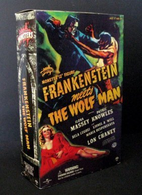 Bela Lugosi - Frankenstein Meets The Wolf Man Deluxe