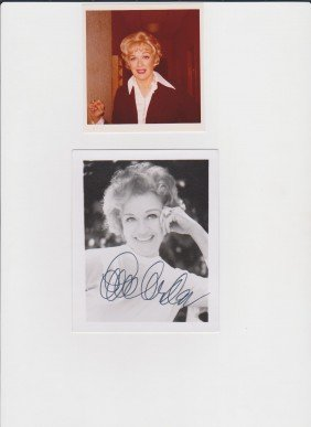 Eve Arden 1908-1990 Signed Photograph American Actr
