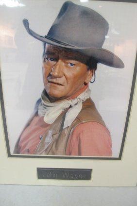 Photograph Of John Wayne