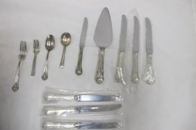 Frank M. Whiting & Co. Sterling Silver Youth Set