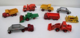 VINTAGE LESNEY MATCHBOX TOY CARS