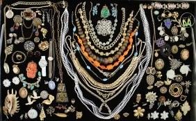Vintage Costume Jewlery Lot