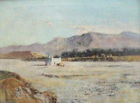 Walter Brown 1911 Algeria Painting