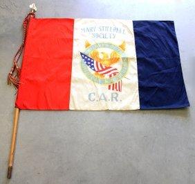 Children Of The American Revolution Flag