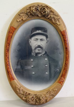 19th Century French Military Photograph