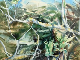 Philip Hocking Watercolor