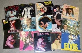 (15) Elvis Albums