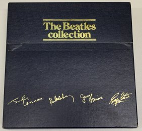 The Beatles Collection - (14) Boxed Japanese Set