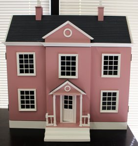 Doll House W/ Furniture