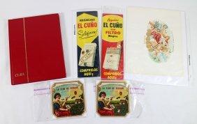 Cuban Cigar Bands, Labels, & More
