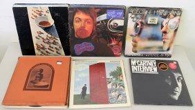 Vintage Mccartney, Lennon & Harrison Albums