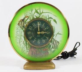 Vintage Sessions Aquarius Clock