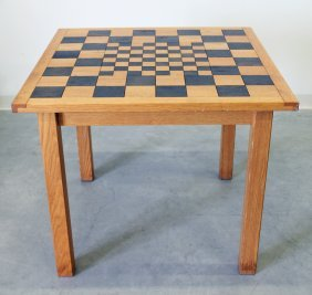 Hand Made Game Table