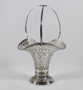 Gorham Sterling Basket