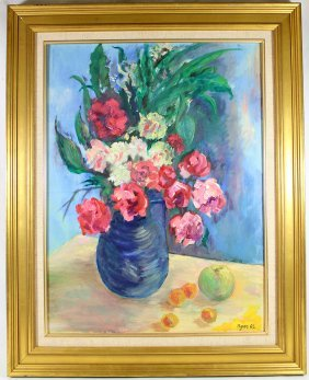 Marie Louise Ogier Still Life Painting