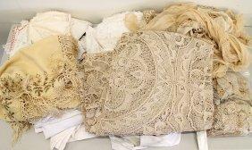 Antique Linens & Lace