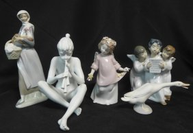 Collection Of Lladro And Kraiser