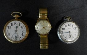 Collection Of Gentleman's Watches