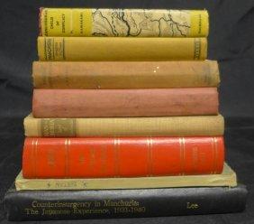 Assorted Books On Manchuria