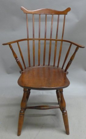 American High Back Windsor Chair