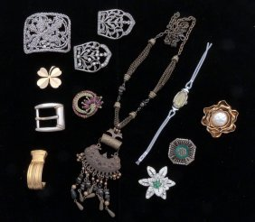 Assorted Lot Of Accessories