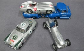 Four (4) 1/18 Scale CMC GmbH Model Cars