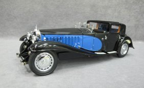 1/18 Scale Bauer By GmbH Bugatti Royale Coupe Dev