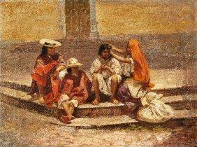 Cesar A. VILLACRES (born In 1880) , Las Indias Ba