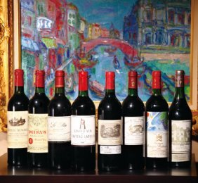 Brilliant Bordeaux Series 1982