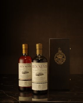 Ben Nevis 1967 41 Years Old For Alambic Classique