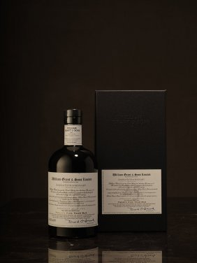 William Grant & Son's 25yo Rare & Extraordinary