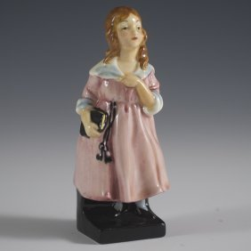 "Royal Doulton Figurine ""little Nell"""