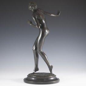 Frank Lynn Jenkins ( England,1870-1927) Bronze
