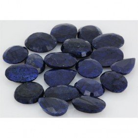 233.35ctw Sapphire Loose Stone Mix 17-18mm Approx In Le