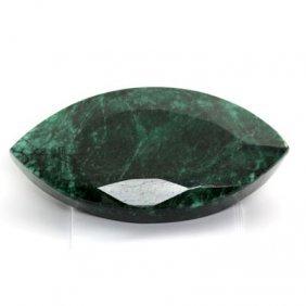 1600.ctw Big Emerald Gemstone, APPR. CERT.$48000