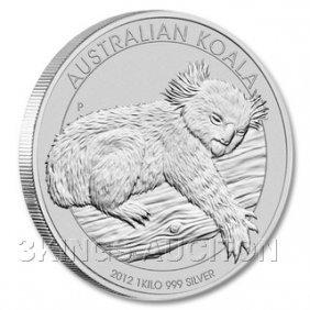 Australian Koala Kilo Silver 2012