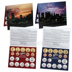Uncirculated Mint Set 2009