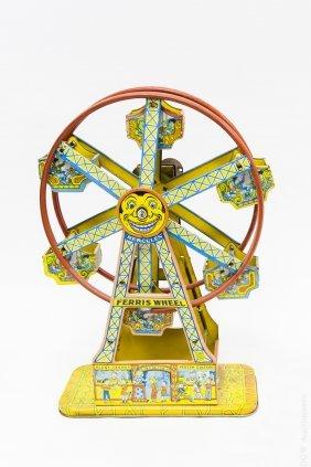 (2) Vintage Ferris Wheels.
