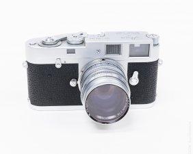 Leica M2 Camera.