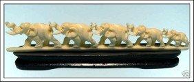 BONE ELEPHANTS BRIDGE