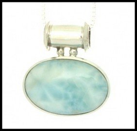 LARIMAR FROM THE DOMINICAN REPUBLIC