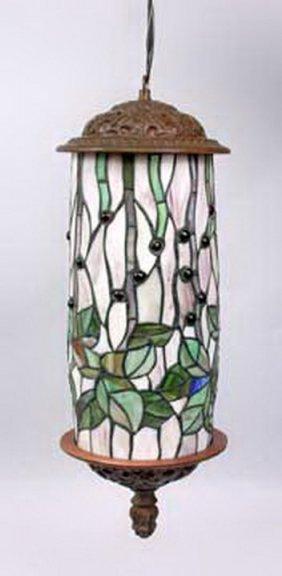 HANGING LAMP-LEAVES
