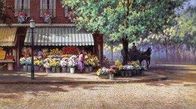 PAUL LANDRY - FLOWERS FOR MARY HOPE