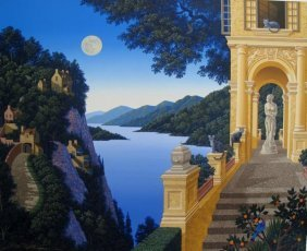 JIM BUCKELS THE TWO SUITORS HAND SIGNED LIMITED ED. SER