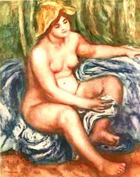Pierre-Auguste Renoir LA SOURCE Ambroise Vollard Estate