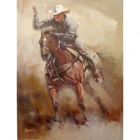 Cowboy Gallery Wrap