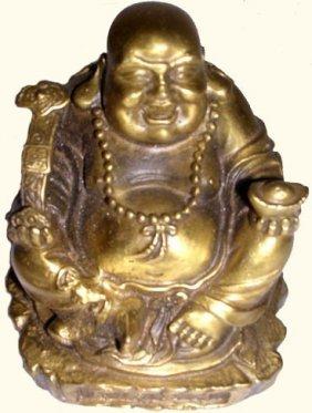 Chinese Happy Buddha Statue