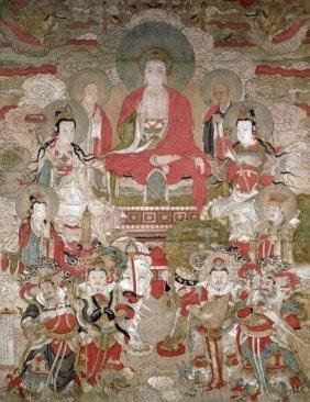 Unknown - Buddhas