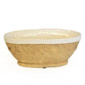 French Ceramic Bowl