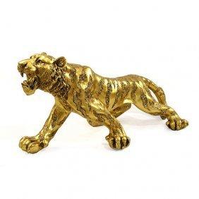 Bengal Tiger -gold